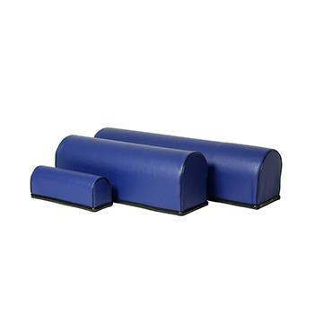 Massagerol 53x17x17 cm Blauw
